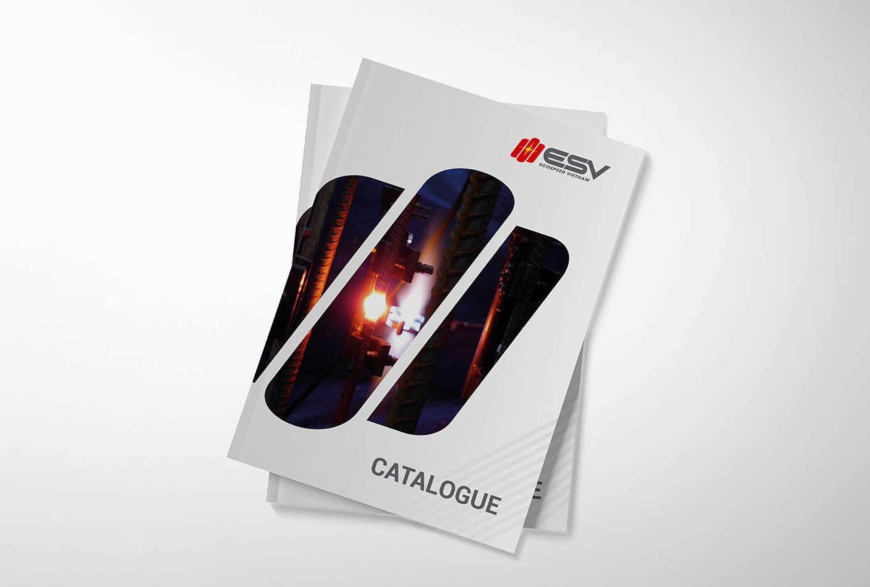 Catalogue công ty thép ESV